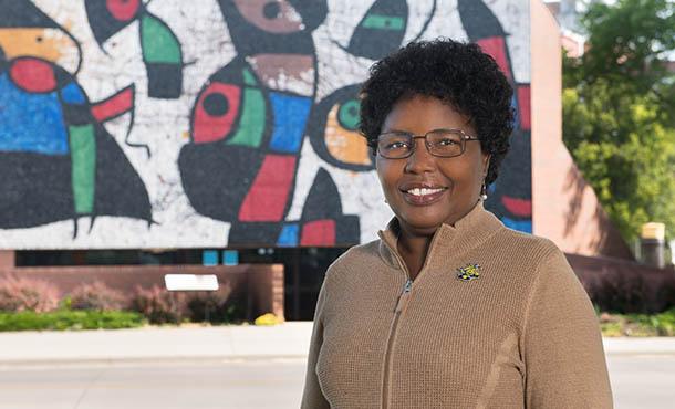 Julia Nkanata, Ph.D.