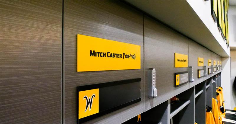 Mitch Caster tribute